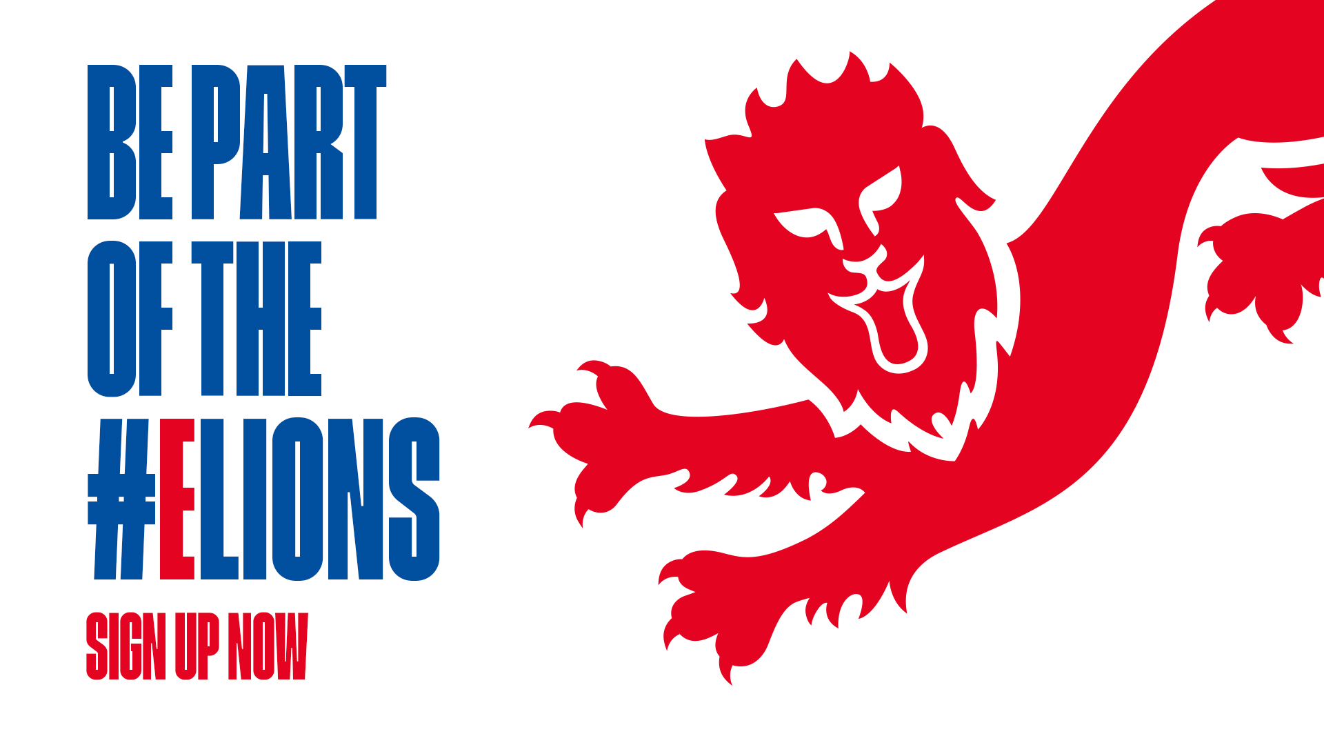 History is to be made with the formation of England's first esports team, the eLions
