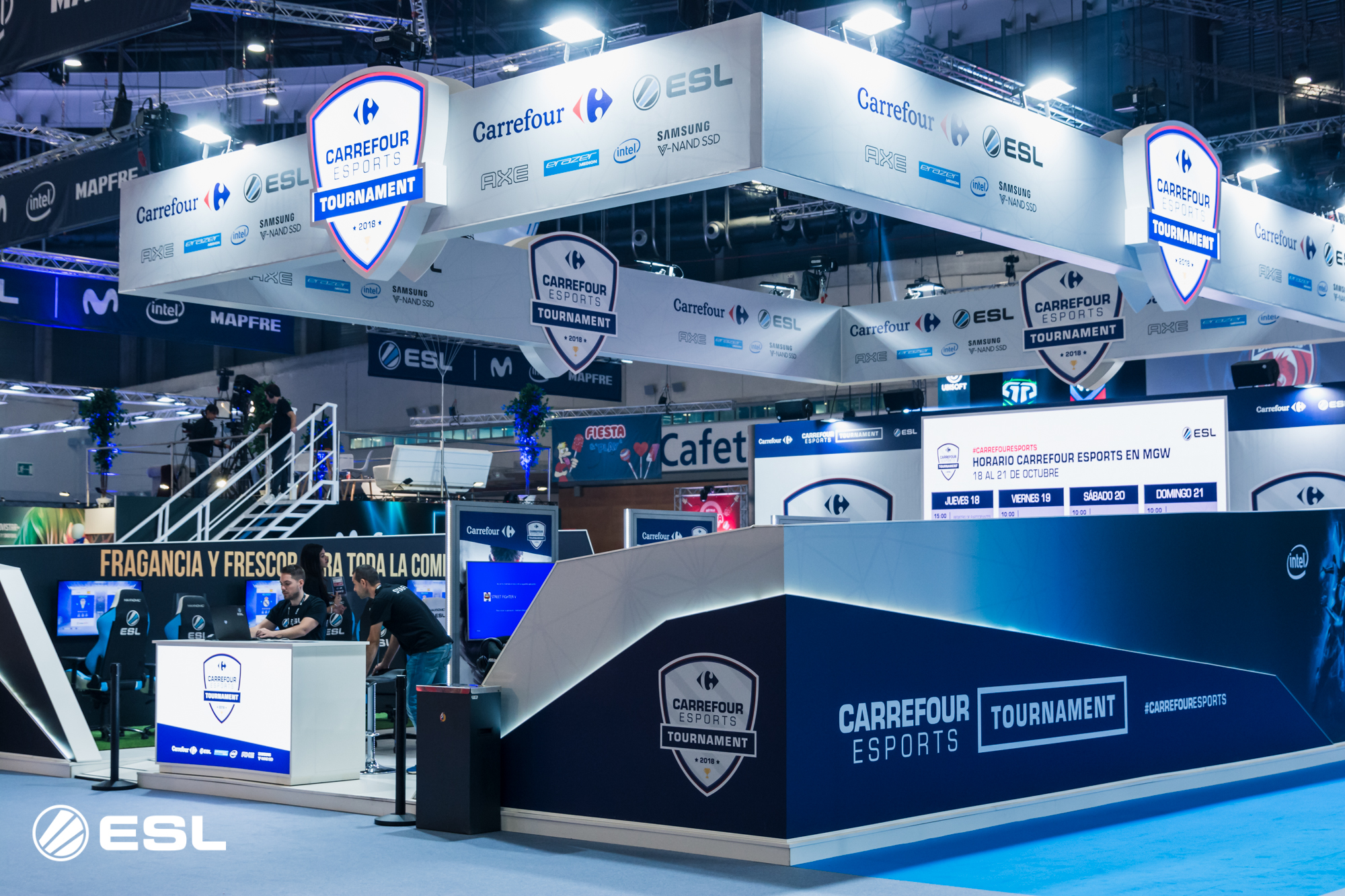 Carrefour eSports Tournament estrena temporada con FIFA19 y Assetto Corsa