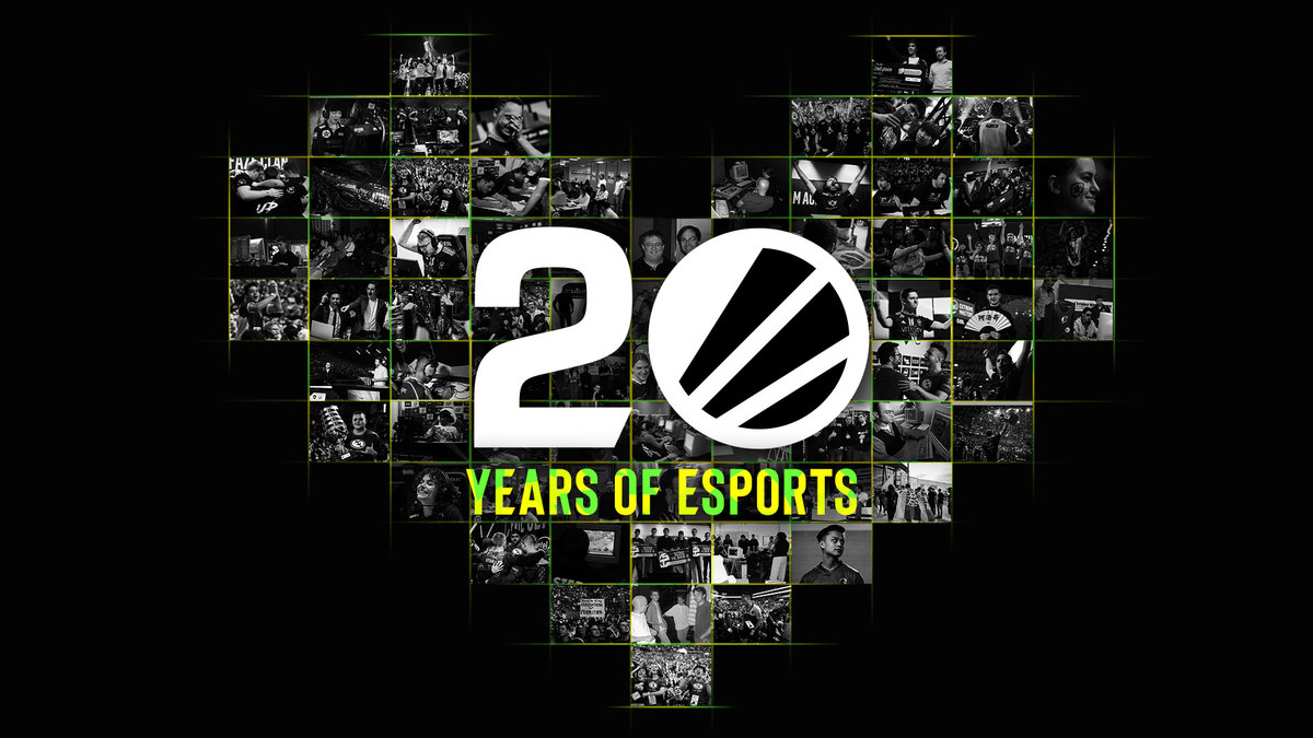 ESL celebrates 20 years of innovation as the esports and gaming giant looks to an exciting future