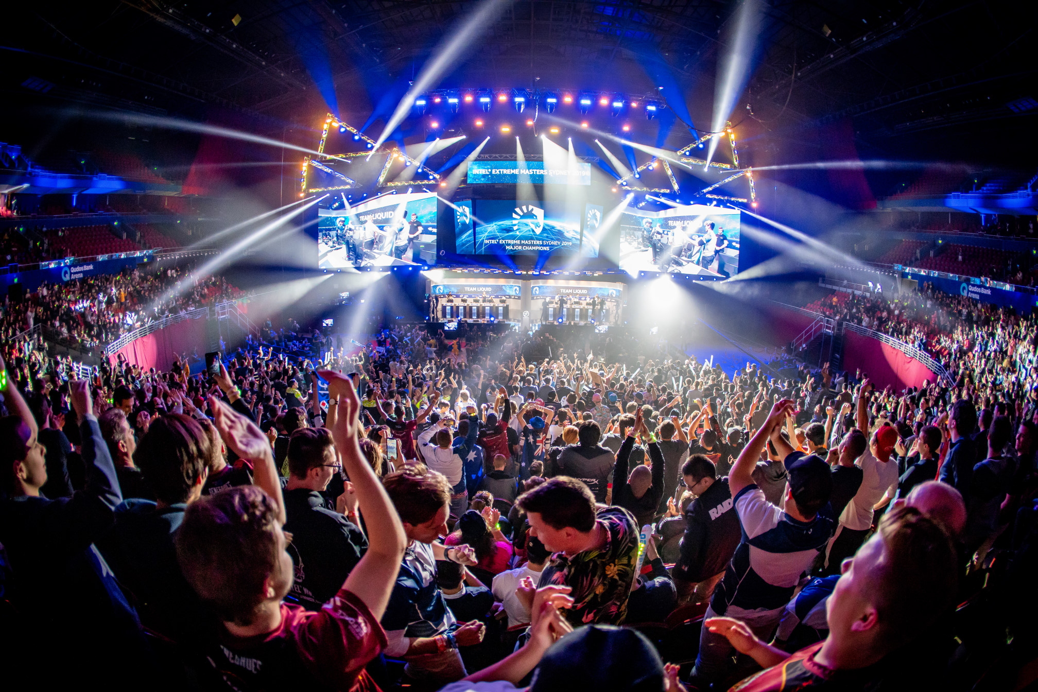 Intel® Extreme Masters headlines Melbourne Esports Open in 2020