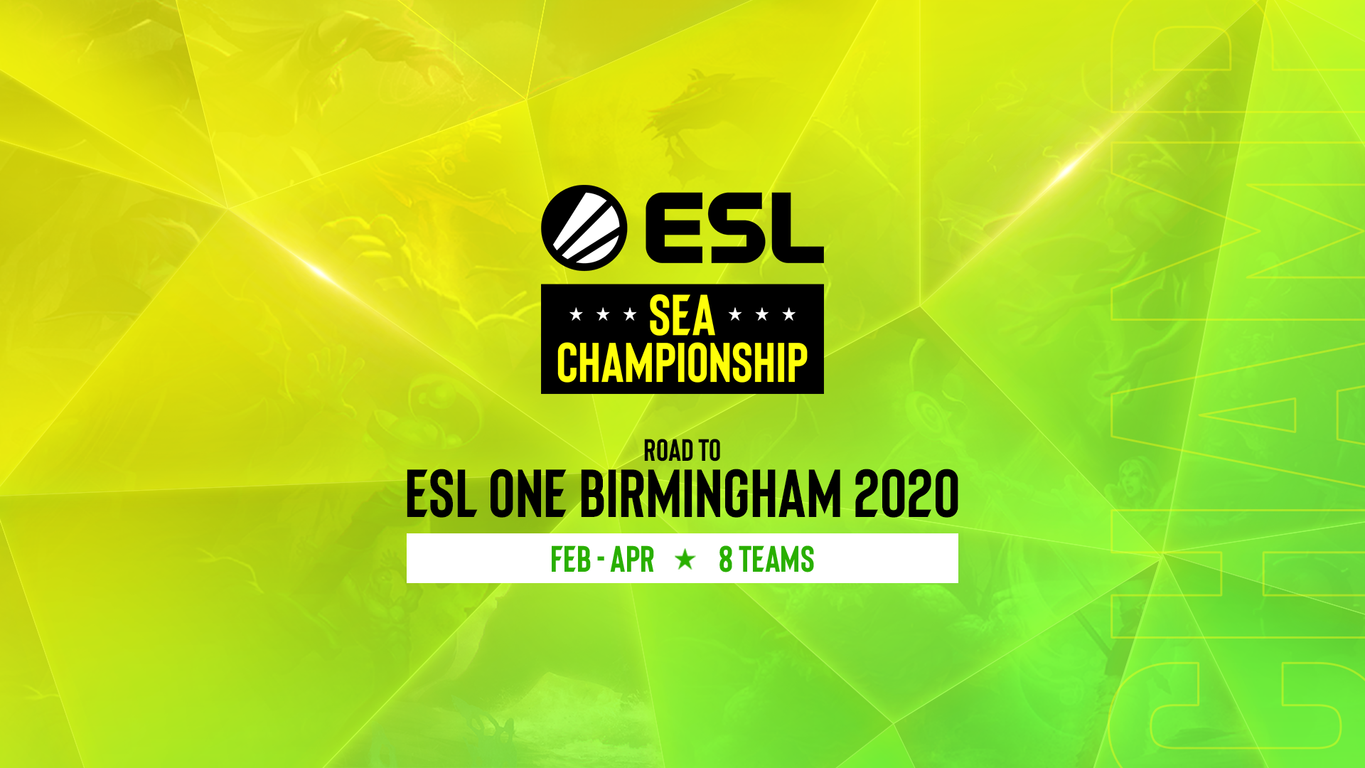 ESL Asia introduces the ESL SEA Championship for Dota 2