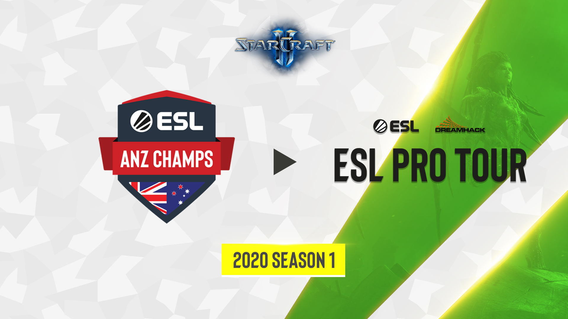 ESL ANZ Champs joins the ESL Pro Tour for StarCraft II