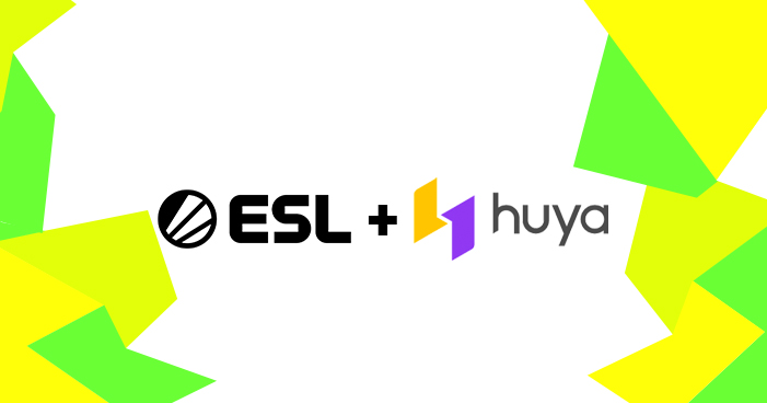 ESL to Extend Streaming Portfolio with Huya Deal