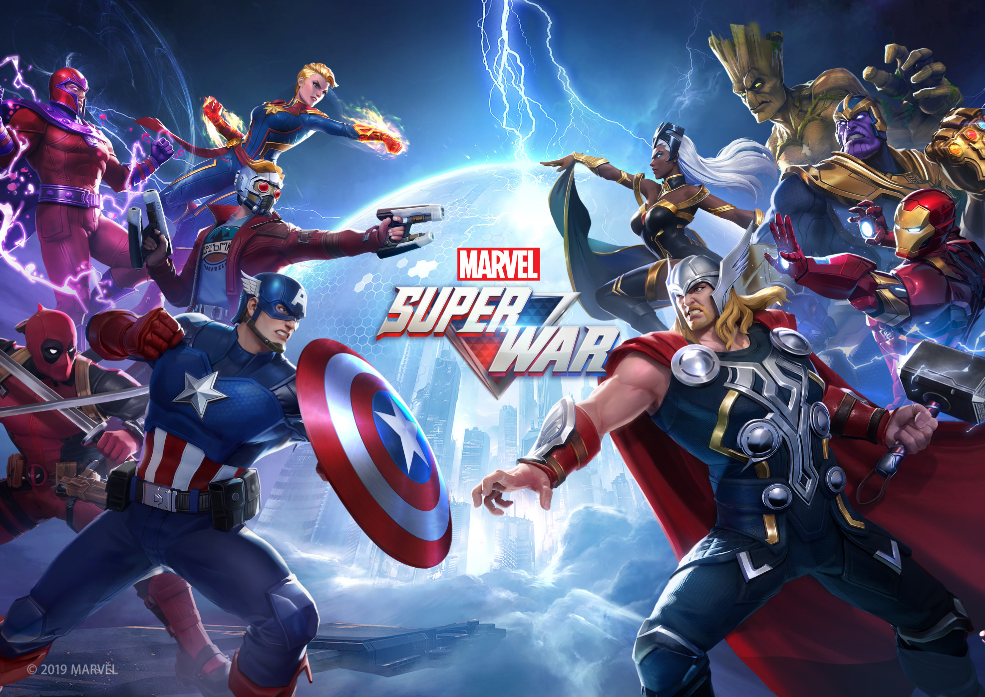 MARVEL Super War Esports Takes Off In Australia