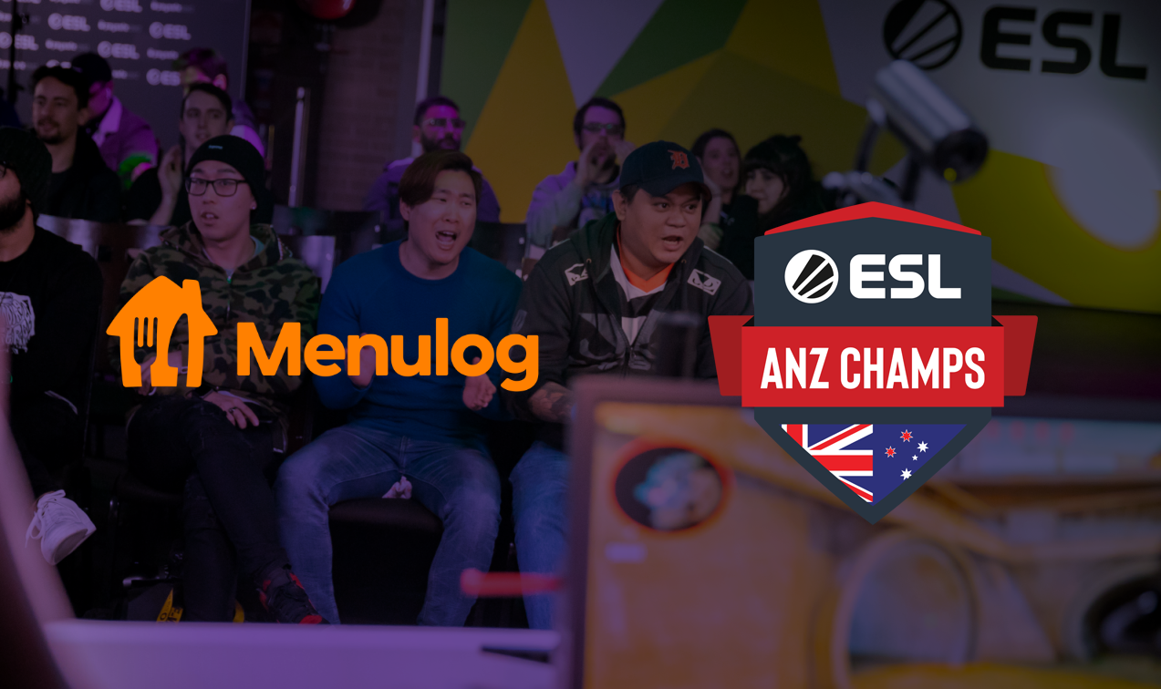 ESL and Menulog extend partnership for 2021, bringing new content to ANZ Champs
