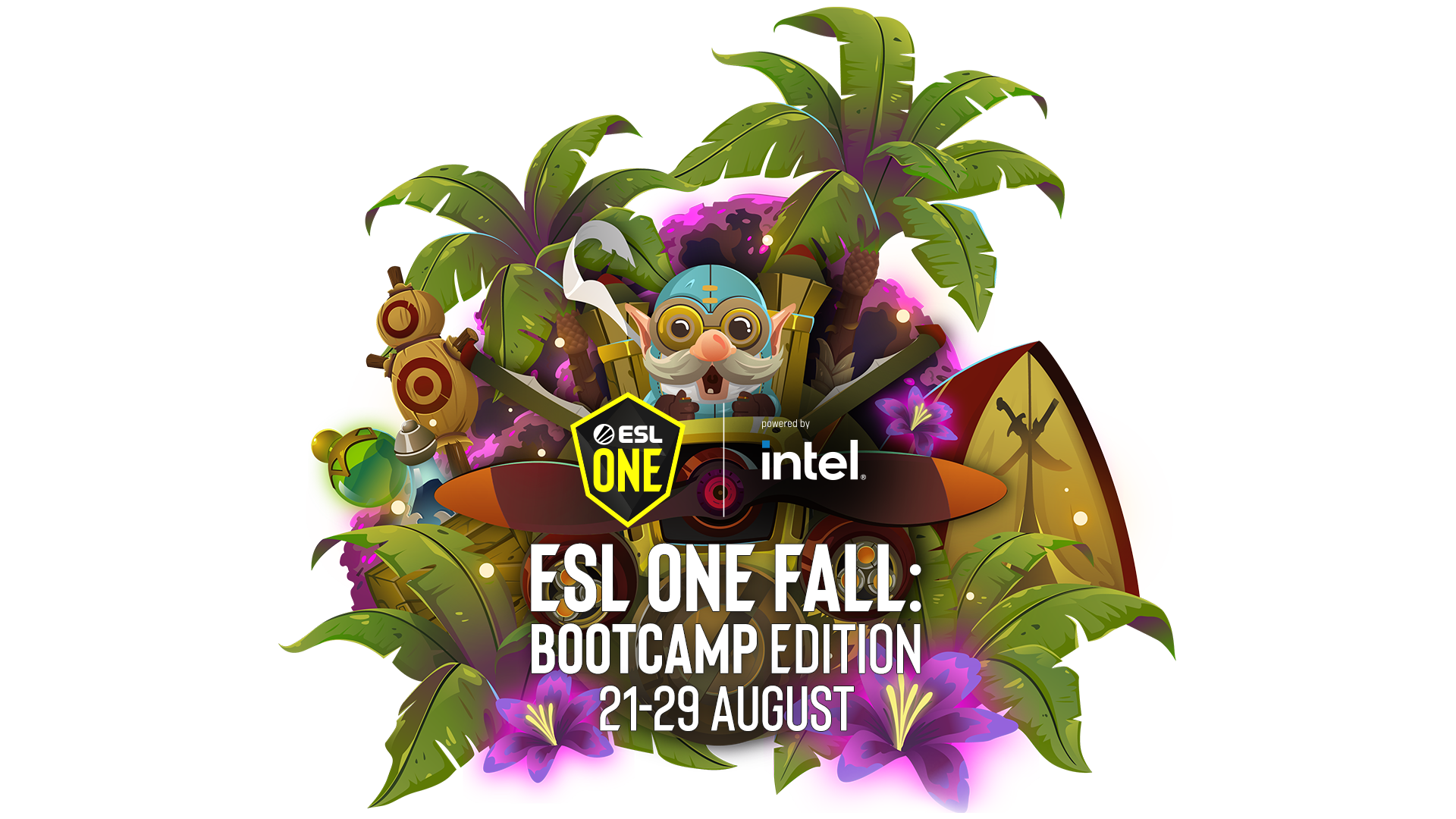Read more about the article ESL One Fall: Bootcamp Edition powered by Intel® to be played out by twelve of the world's best Dota 2 teams