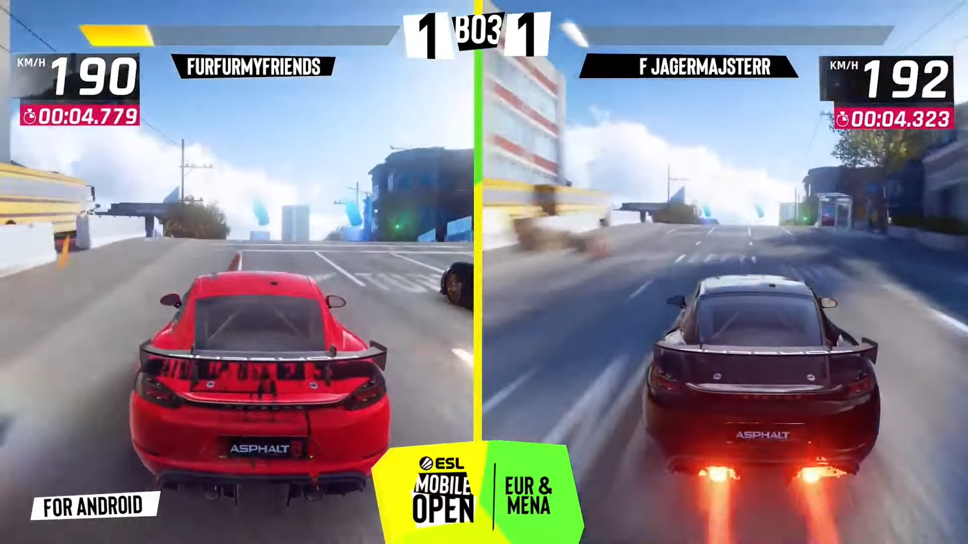 Read more about the article How ESL Gaming Transformed Gameloft's Mobile Game into an Esports Title