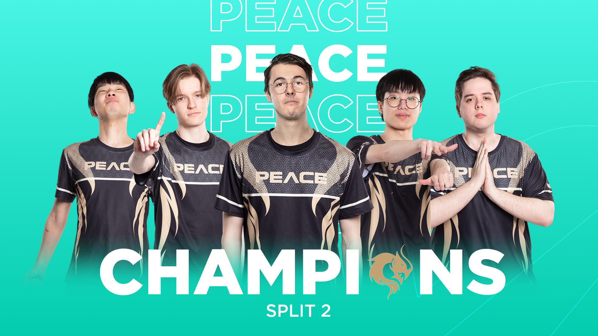 Read more about the article Oceanic Underdogs 'Peace' Upset Favourites to Claim Title of LCO Split 2 Champions, Viewership Records Smashed